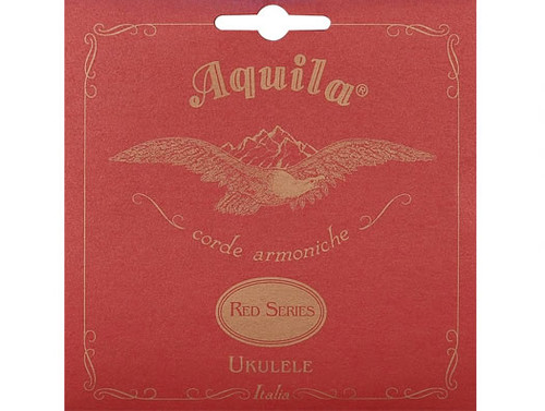Aquila Red Series Soprano Low G Ukulele Strings
