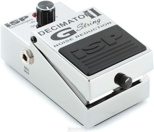 ISP Technologies Decimator G-String II Noise Reduction Pedal