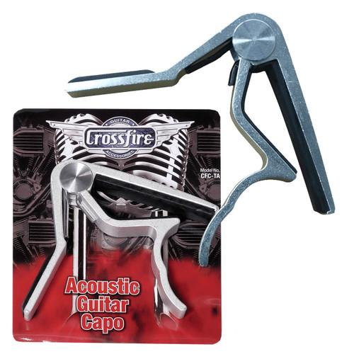 Crossfire Acoustic Trigger Capo