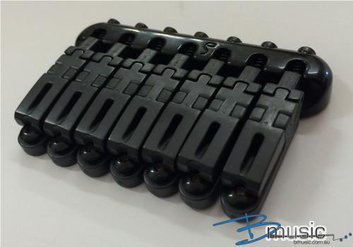 Schaller Hannes® 7-string Bridge - Black