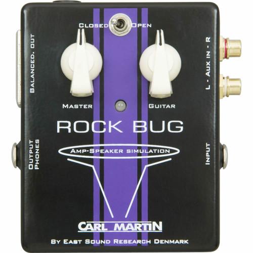 Carl Martin Rock Bug Amp/Speaker Simulator and Headphone Amp