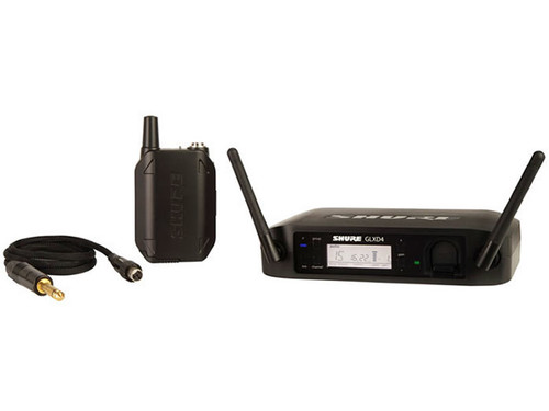 Shure GLXD14 Digital Guitar/Bass Wireless System