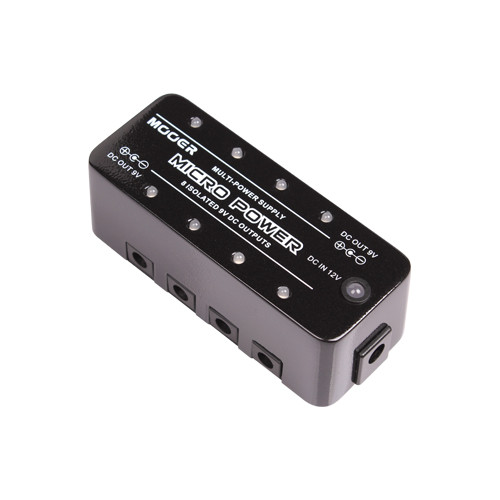 Mooer Micro Power 9V DC Power Supply