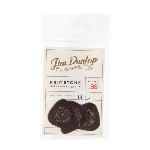 Jim Dunlop Primetone™ .88mm Standard Smooth Players Pack