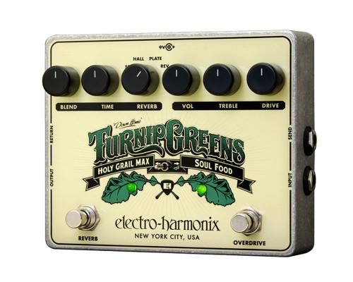Electro-Harmonix Turnip Greens Multi-Effect