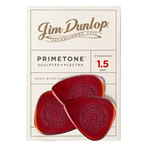 Jim Dunlop Primetone™ GRIP Players Pack