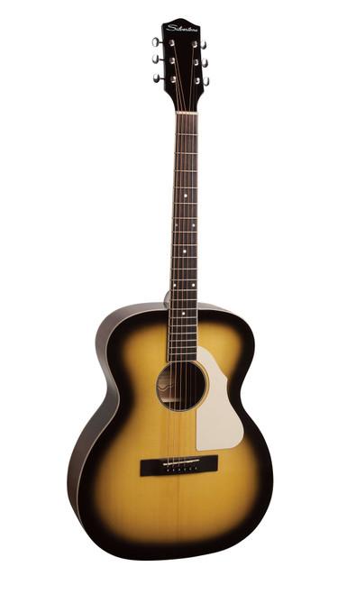 Silvertone 600 Acoustic Guitar