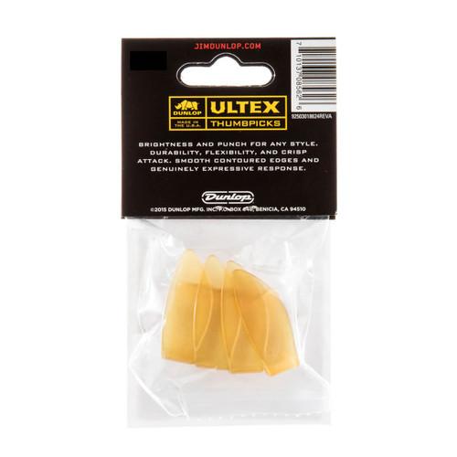 Jim Dunlop 4-Pack Ultex Thumbpicks