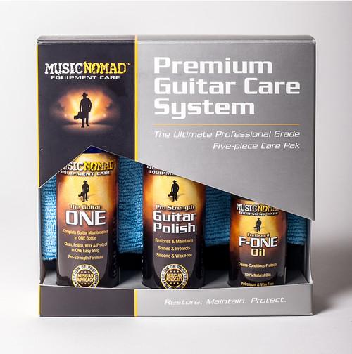 Music Nomad Premium Guitar Care Kit