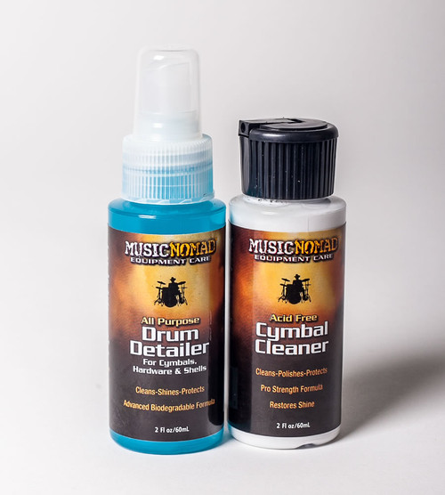 Music Nomad Mini Drum Detailer & Cymbal Cleaner