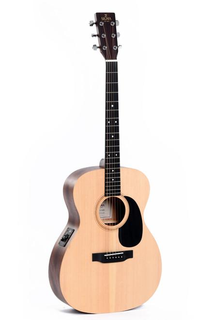 Sigma SE Series 000ME Acoustic/Electric Guitar