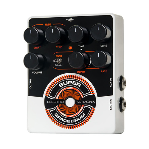 Electro-Harmonix Super Space Drum Analog Drum Synthesizer