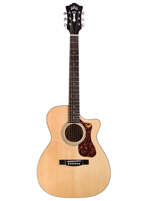 Guild Westerly OM-140CE Acoustic/Electric - Natural