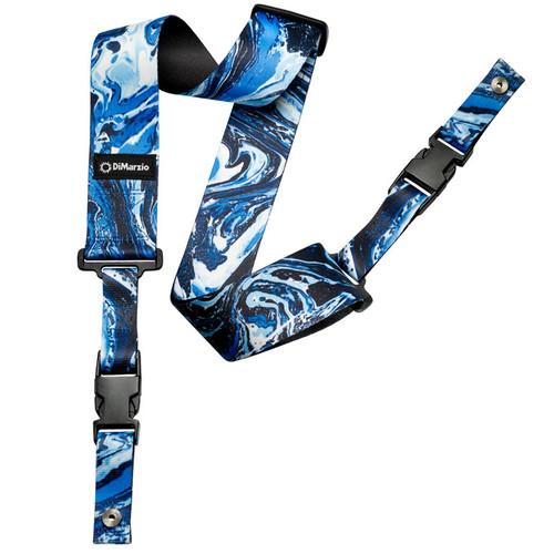DiMarzio DD2240 Steve Vai Blue Universe ClipLock® Strap