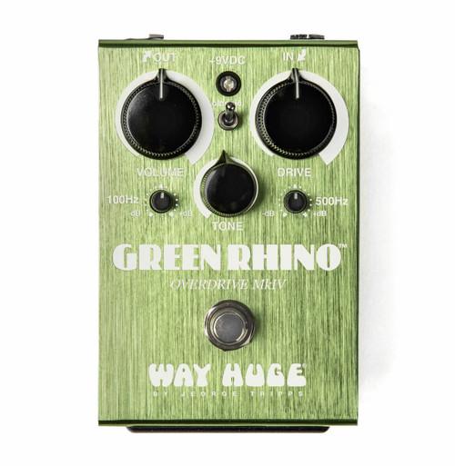 Way Huge Green Rhino MK IV Overdrive