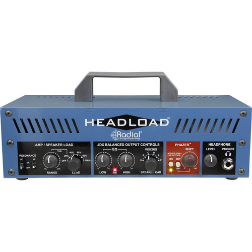 Radial Engineering Headload™ 8 ohm Guitar Amp Load Box