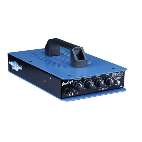 Radial Headload™ Prodigy Combination Load Box and DI