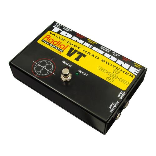 Radial Engineering Headbone VT Valve Tube Head Switcher