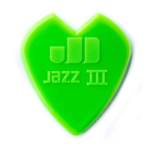Jim Dunlop 6-pack Kirk Hammett Jazz III Picks