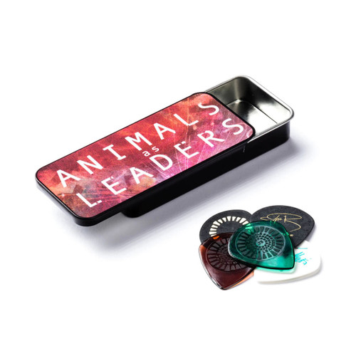 Jim Dunlop Animals as Leaders Collectors Pick Tin