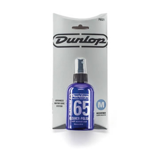 Jim Dunlop Platinum 65 Cleaner Polish and Cloth