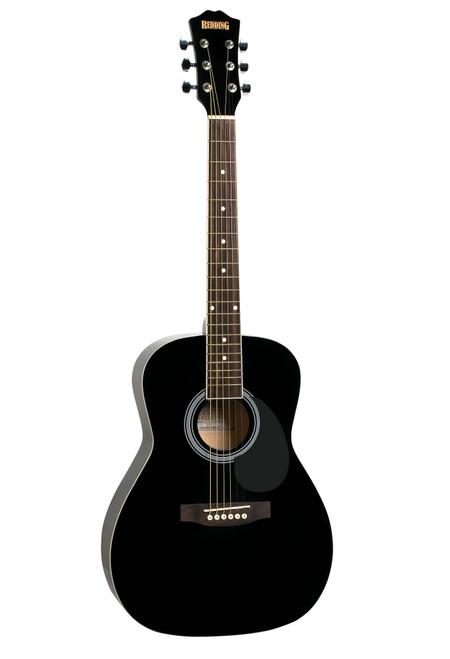 Redding 3/4 Size Black Dreadnought Acoustic