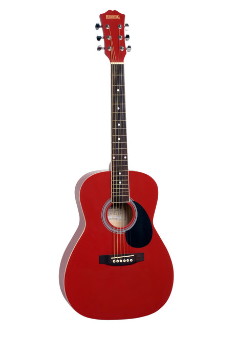 Redding 3/4 Size Dark Pink Dreadnought Acoustic