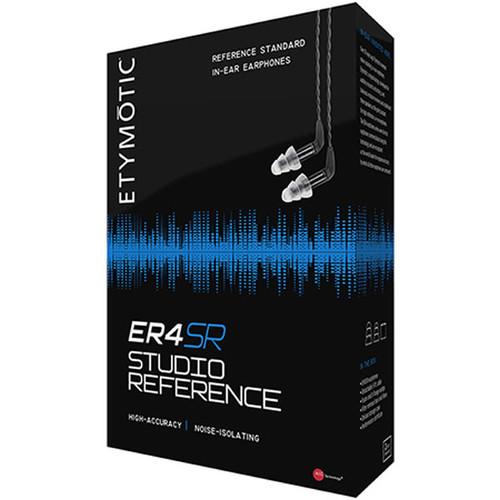 Etymotic ER4® SR Studio Reference Earphones
