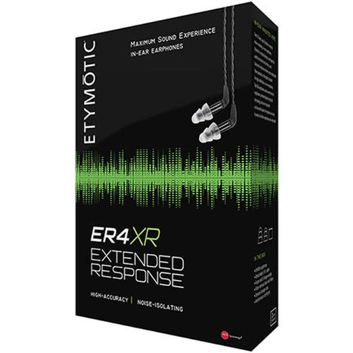 Etymotic ER4® XR Extended Response Earphones