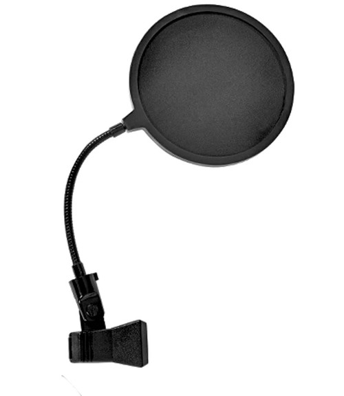 "CPK 6"" Microphone Pop Filter"