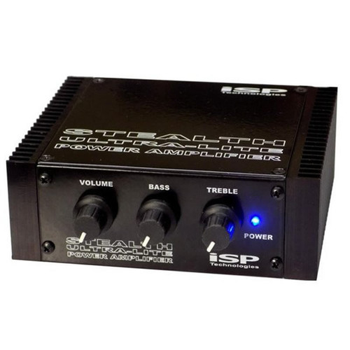 ISP Technologies Stealth Ultra-Lite Amplifier