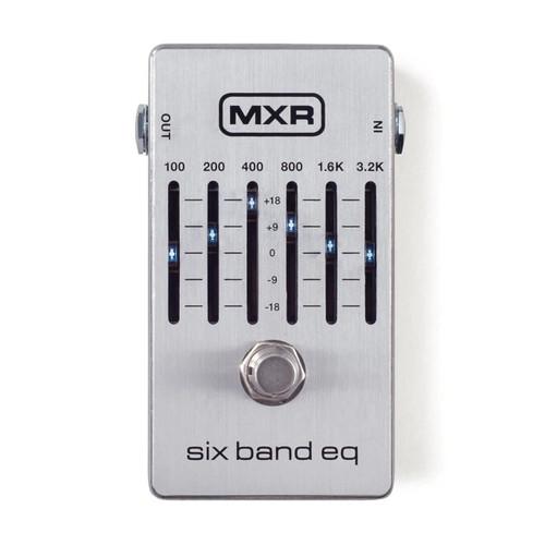 MXR M019S Six Band EQ
