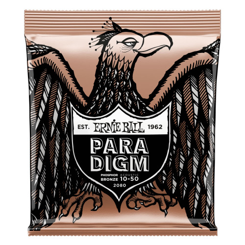 Ernie Ball Paradigm Phosphor Bronze Acoustic Strings