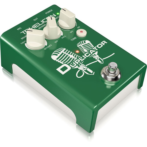 TC Helicon Duplicator Vocal, Doubling and Reverb