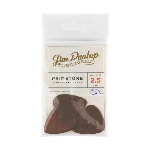 Jim Dunlop Primetone® 2.5mm Standard GRIP Players Pack