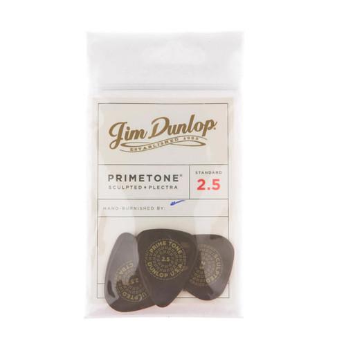 Jim Dunlop Primetone® 2.5mm Standard Smooth Players Pack