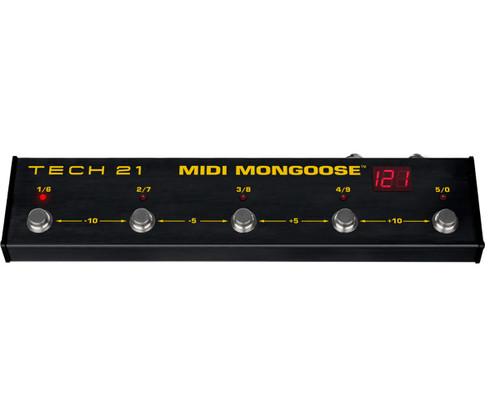 Tech 21 MIDI Mongoose Controller