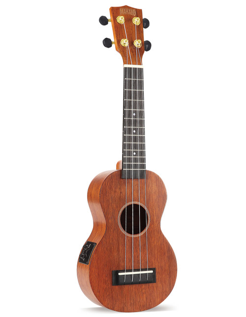 Mahalo Java Series Soprano Acoustic/Electric Ukulele
