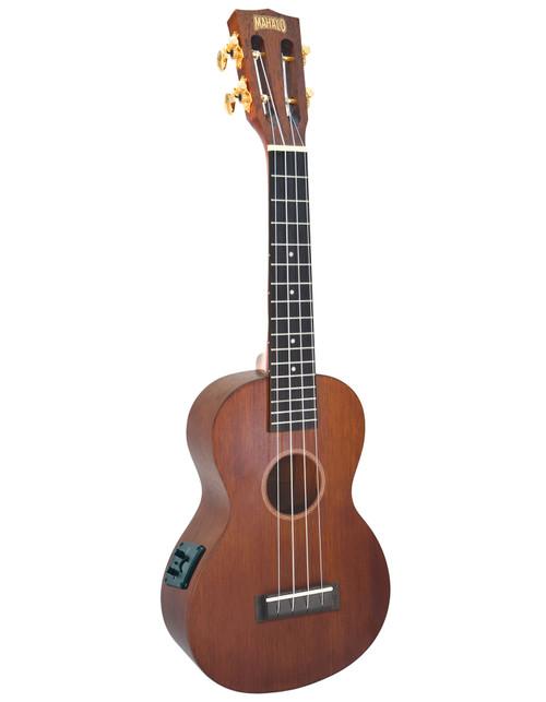 Mahalo Java Series Concert Acoustic/Electric Ukulele