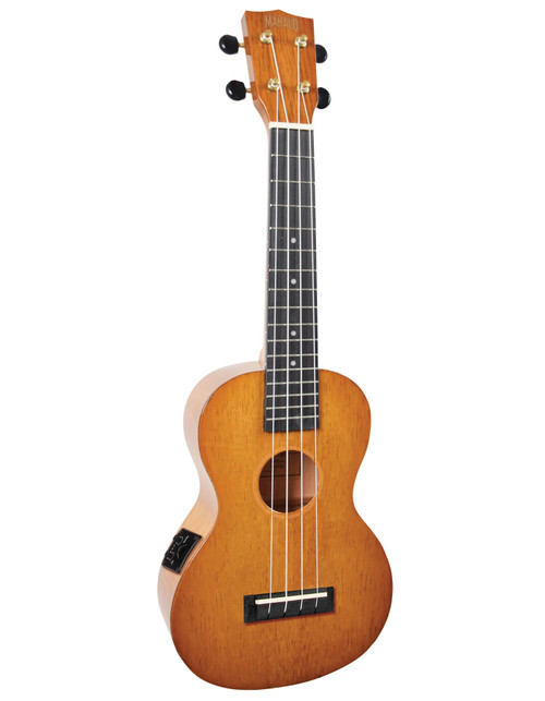 Mahalo Hano Series Concert Acoustic/Electric Ukulele