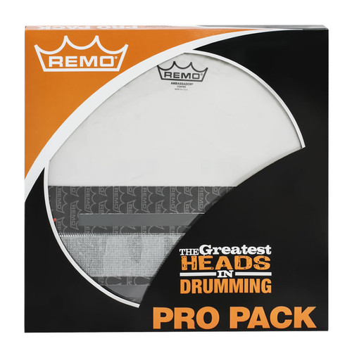 Remo Ambassador Snare Drum Maintenance Pack
