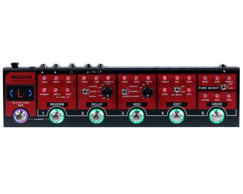 Mooer Red Truck Multi-Effects Processor