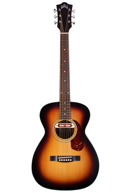 Guild M-240E Troubadour Acoustic/Electric Guitar