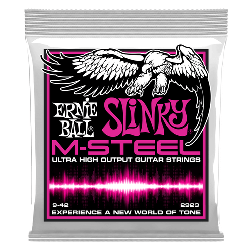 Ernie Ball M-Steel Electric Strings