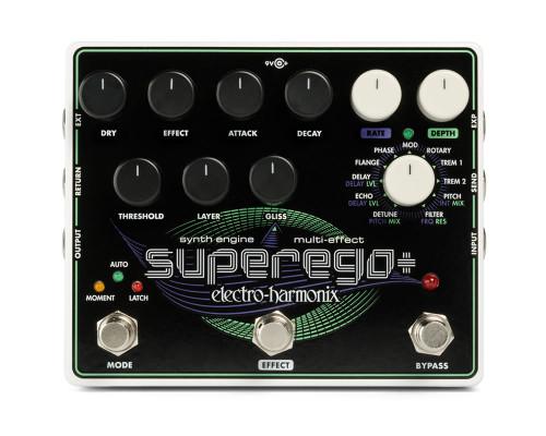 Electro-Harmonix Superego+ Synth Engine / Multi Effect