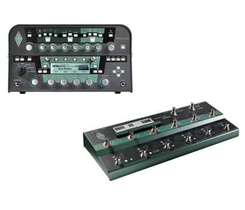 Kemper 600 Watt PowerHead and Remote Bundle