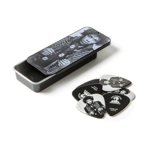 Jim Dunlop Jimi Hendrix™ Mankowitz Pick Tin