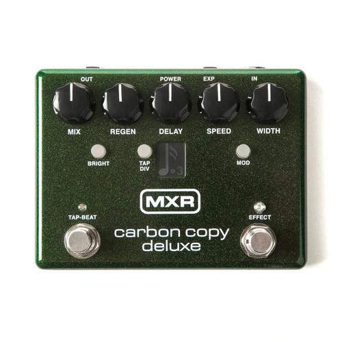 MXR® M292 Carbon Copy® Deluxe Analog Delay