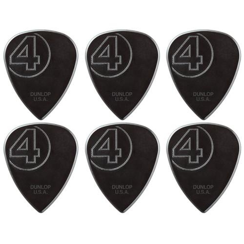 Jim Dunlop® 6-pack Jim Root Signature Nylon Picks