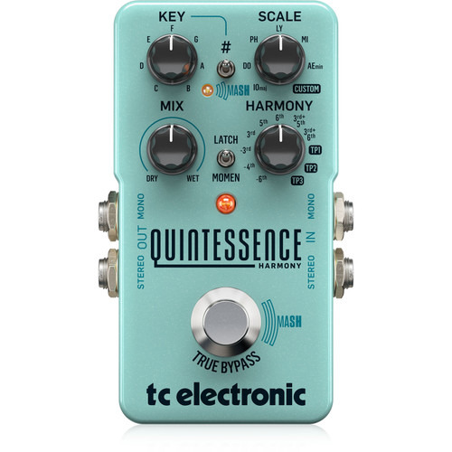 TC Electronic Quintessence Harmonizer